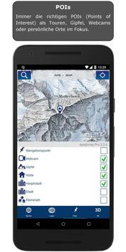 Outdoor and Hiking Navigation screenshot 7
