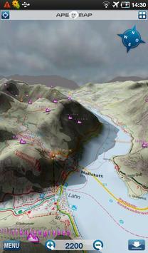 Outdoor and Hiking Navigation screenshot 9