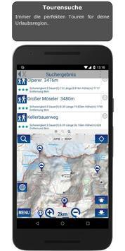 Outdoor and Hiking Navigation screenshot 2