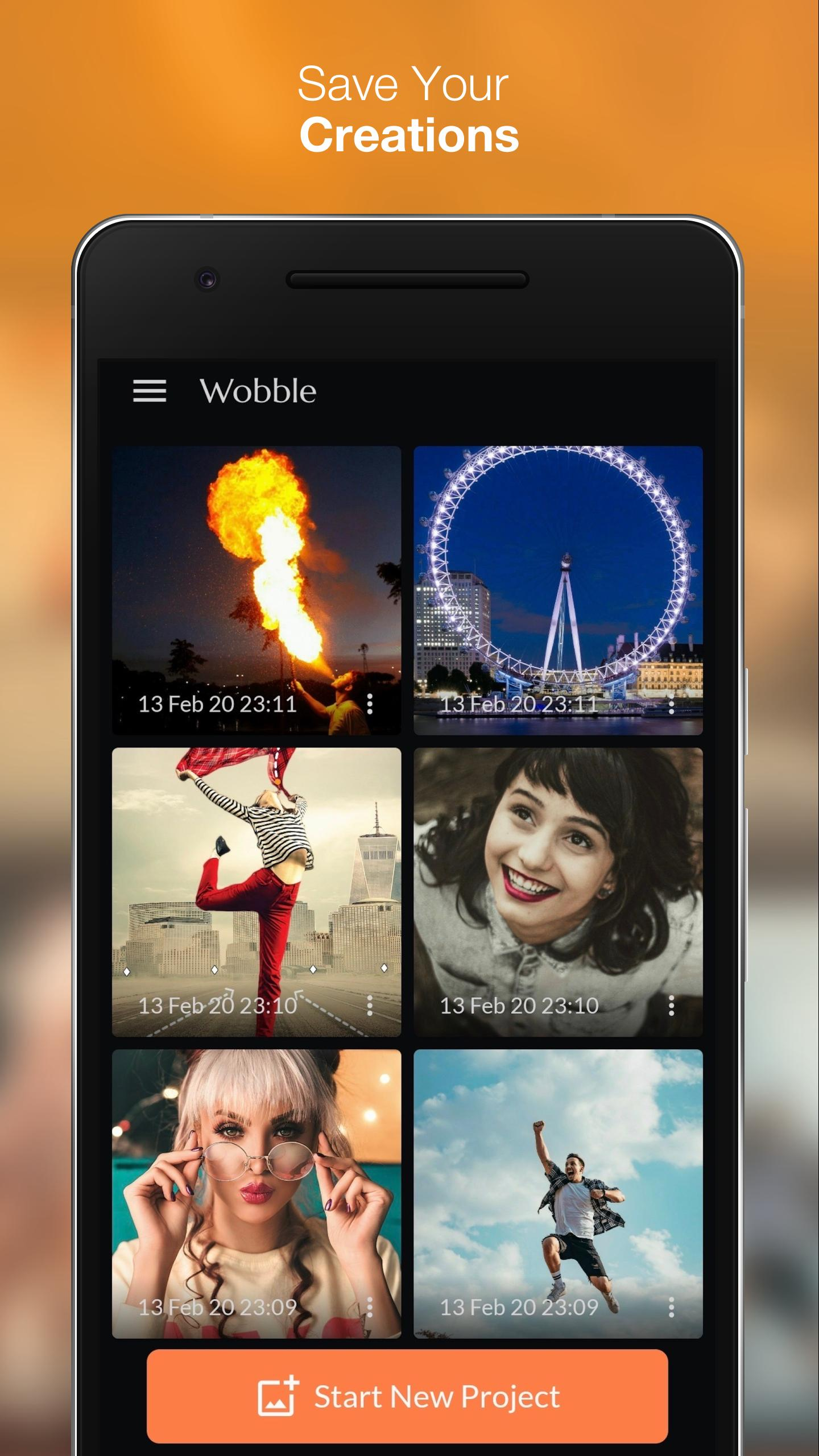 Wobble for Android - APK Download