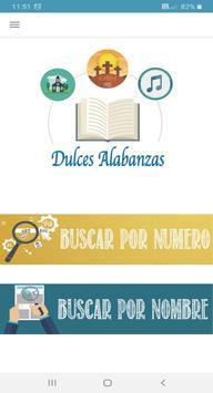 Himnario Dulces Alabanzas poster
