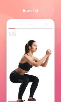 Women Fitness 海報