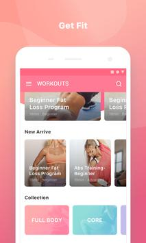 Women Fitness screenshot 1