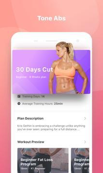 Women Fitness 截圖 2