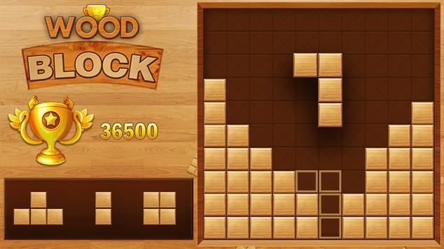 Wood Block Puzzle ảnh chụp màn hình 4