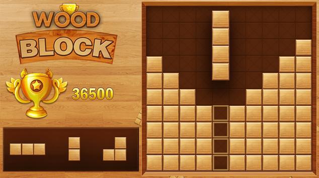 Wood Block Puzzle ảnh chụp màn hình 5