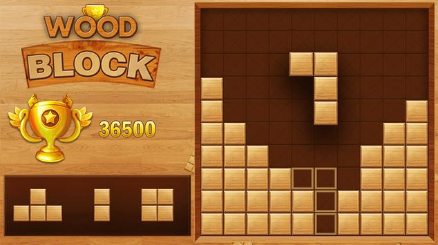 Wood Block Puzzle ảnh chụp màn hình 8