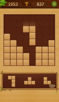 Wood Block Puzzle poster