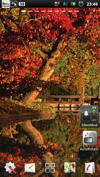 lake autumn lwp screenshot 3