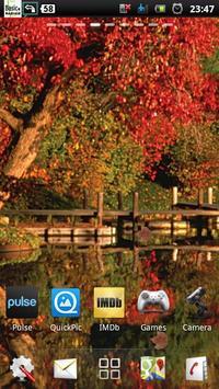 lake autumn lwp screenshot 4