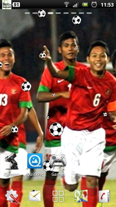 Timnas U 19 Live Wallpaper For Android Apk Download