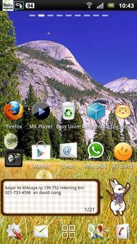 yosemite national park lwp screenshot 1