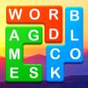 Word Blocks Puzzle - Free Offline Word Games 아이콘