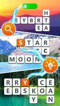 Word Blocks Puzzle - Free Offline Word Games 스크린샷 3