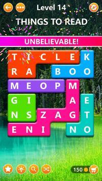 Word Blocks Puzzle - Free Offline Word Games 스크린샷 6