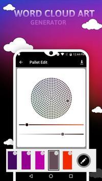 Word Cloud Art Generator screenshot 5
