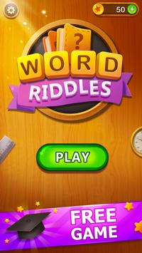 Word Riddles poster