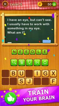 Word Riddles screenshot 6
