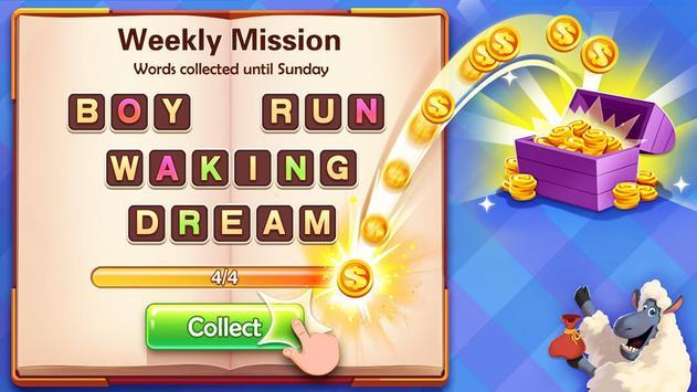 Word Games Music - Crossword Puzzle screenshot 17