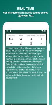 Word Counter screenshot 2