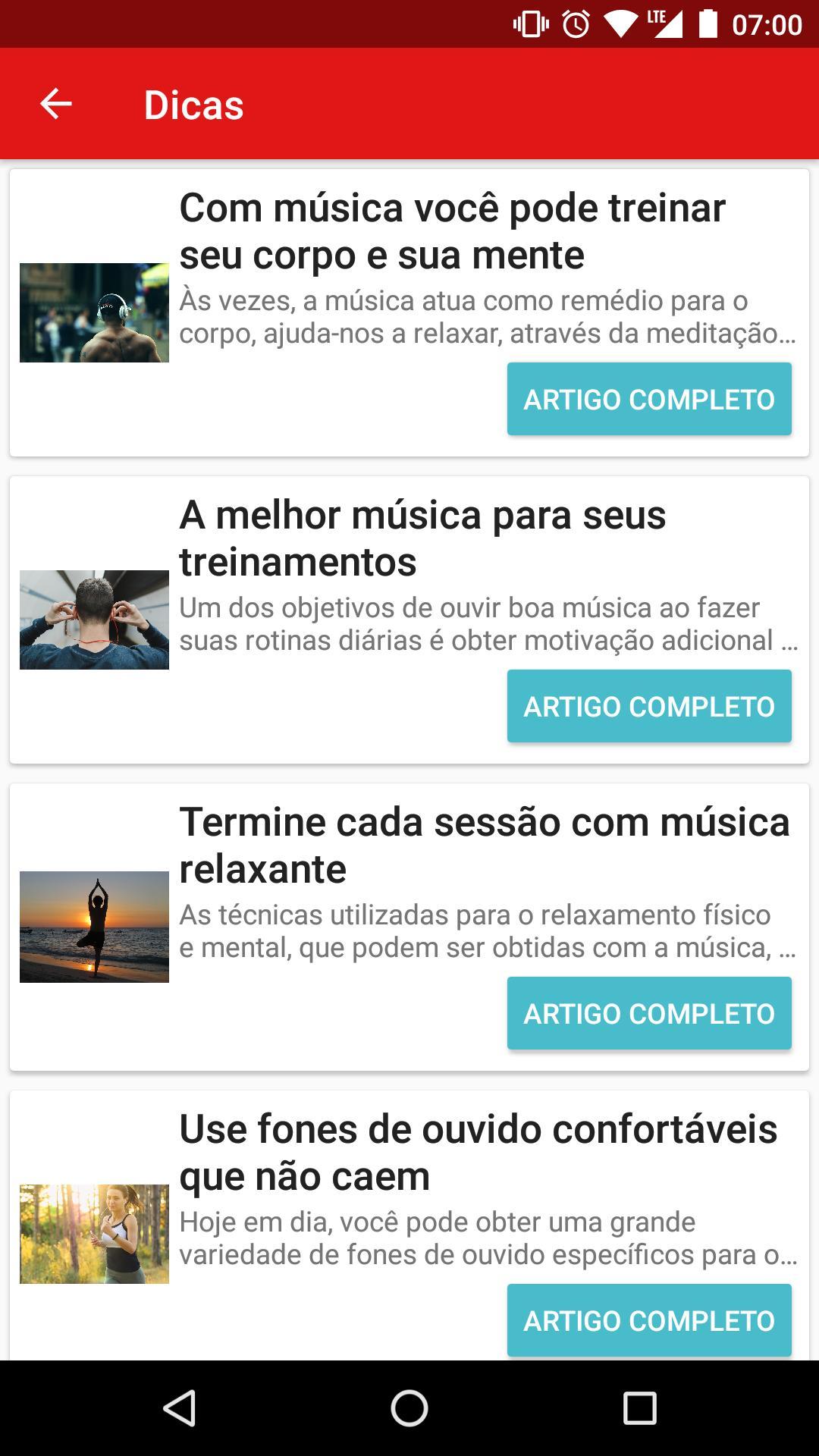 Músicas Para Malhar Para Android Apk Baixar