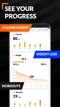 Home Workout for Women - Female Fitness screenshot 6