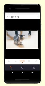 Wallpaper Clock Widget screenshot 5