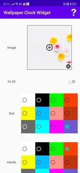 Wallpaper Clock Widget screenshot 6