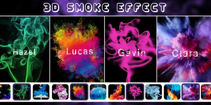 Smoke Effects Art Name : Smoky Effect Name Maker screenshot 1