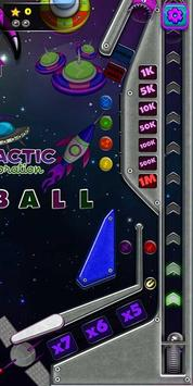 Galactic Exploration Pinball Cartaz