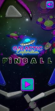 Galactic Exploration Pinball screenshot 1