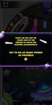 Galactic Exploration Pinball screenshot 2