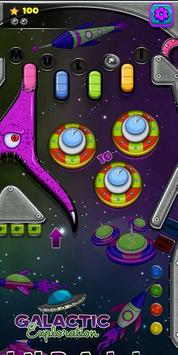 Galactic Exploration Pinball screenshot 3