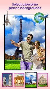 World Tour Places Photo Editor screenshot 1