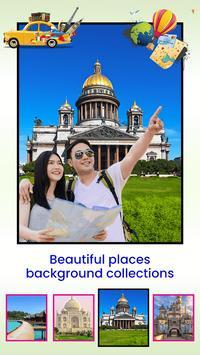 World Tour Places Photo Editor screenshot 3