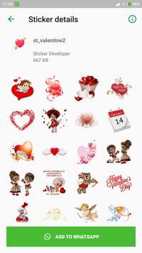 Love You Sticker for Whatsapp screenshot 7