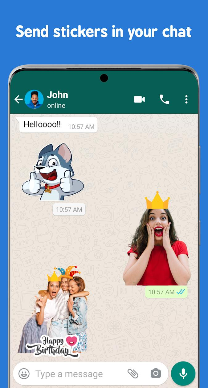 Fm Whatsapp Sticker Maker