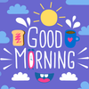 Good Morning Stickers simgesi