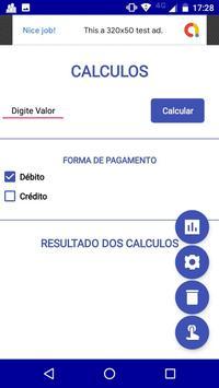 Taxas Maquininha poster