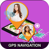GPS Navigation For Family & Friends icon