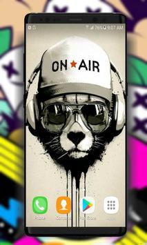 DJ Art Wallpaper screenshot 3