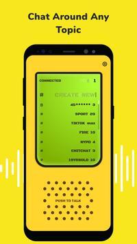 تطبيق «ووكي تاكي» للأصدقاء تصوير الشاشة 4