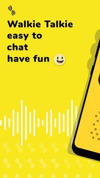 تطبيق «ووكي تاكي» للأصدقاء الملصق