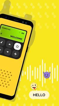 تطبيق «ووكي تاكي» للأصدقاء تصوير الشاشة 1