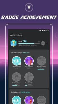 Walking Tracker скриншот 2