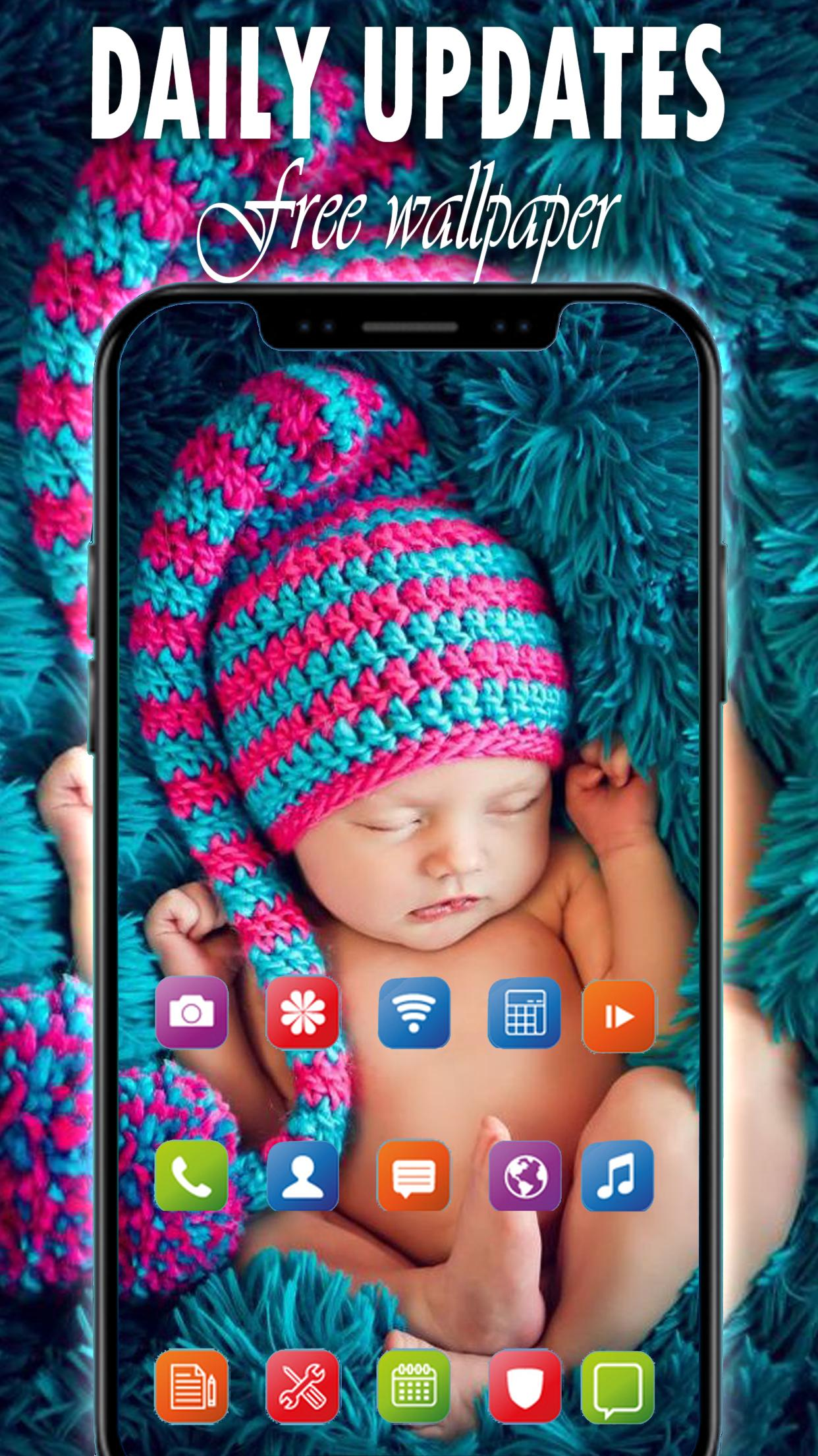 Cute Baby Girl Wallpaper Hd 4k Backgrounds For Android Apk Download