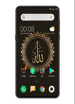 Wallpaper Muslim screenshot 4