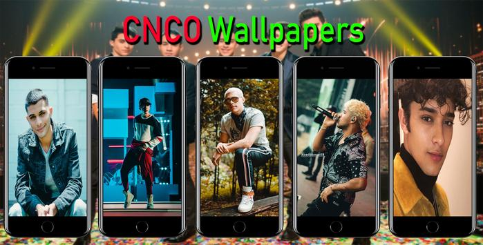 CNCO Wallpapers 4K   Full HD poster