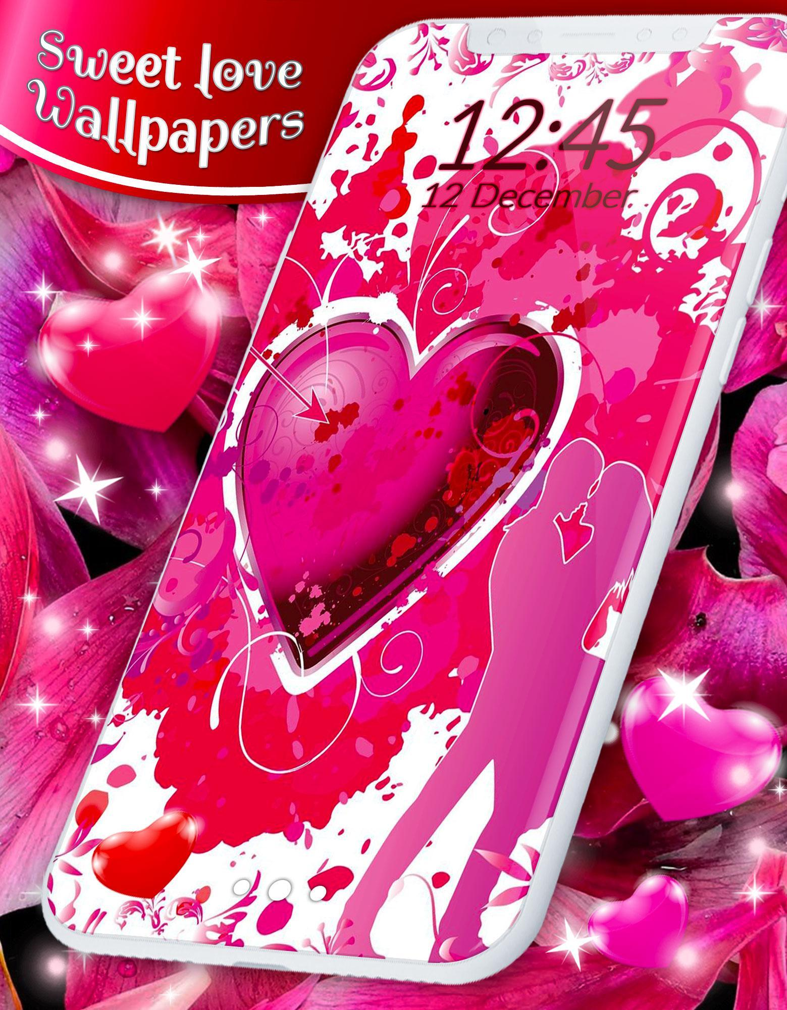 Sweet Love Live Wallpaper For Android Apk Download