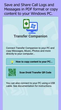 Transfer Companion gönderen